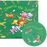 Classic Books with Holes plus CD, Down in the Jungle