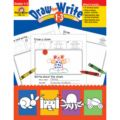 Draw...Then Write, Grades 1-3
