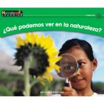 Science Content-Area Leveled Readers, Spanish, 12 titles