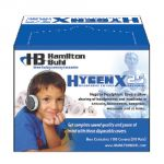 HygenX Disposable Headphone Covers, On-Ear