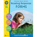 Reading Response Forms, Grades 5-6