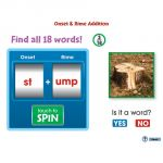 Interactive Whiteboard Lesson Plans, Word Families: Vowels Big Box
