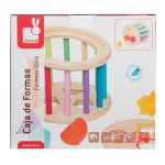 Shape Sorter Rolling Drum