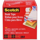 Scotch® Book Tape, 3 x 15 yds
