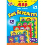 Fun Favorites Stinky Stickers® Variety Pack