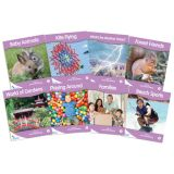 Fantails™ Book Banded Readers, Lilac Non-Fiction, Level A