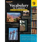 Vocabulary in Context for the Common Core™ Standards, Grade 9