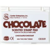 Scented Stamp Pad, Chocolate/Brown