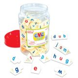 Tri-Blocks® CVC Tub, Set of 90