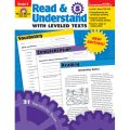 Read & Understand with Leveled Texts, Grade 5