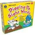 Digging Up Sight Words