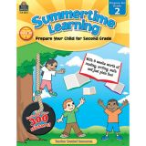 Summertime Learning, Grade 2