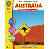 World Continents Series: Australia
