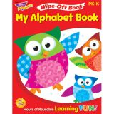 Wipe-Off® Book, My Alphabet Book Owl-Stars!®