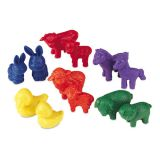 Friendly Farm® Animal Counters, Set of 72