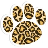 Magnetic Whiteboard Erasers, Leopard Paw