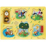 Sing-Along Nursery Rhymes 1 Sound Puzzle