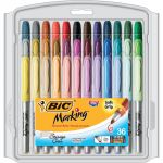 BIC® Marking™ Permanent Markers, 36 count, Fine Point