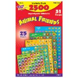 superSpots® & SuperShapes Variety Pack, Animal Friends