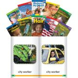 TIME For Kids® Grade K, Set 1, 10-Book Set