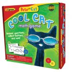 Pete the Cat® Cool Cat Math Game, Grade K