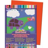 SunWorks® Construction Paper, 9 x 12, Orange