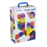 Super Blocks, 32-piece set
