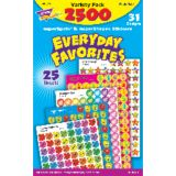 superSpots® & SuperShapes Variety Pack, Everyday Favorites