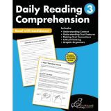 Daily Reading Comprehension, Grade 3