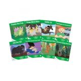 Fantails™ Book Banded Readers, Green Fiction, Levels F-G