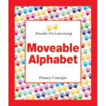 Moveable Alphabet plus Organizer