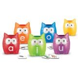 Vowel Owls™ Sorting Set