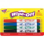Wipe-Off® Markers, Standard Colors