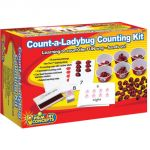 Count-a-Ladybug Counting Kit