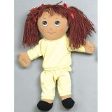 Soft Ethnic Dolls, Hispanic Girl