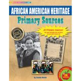Primary Sources, African American Heritage