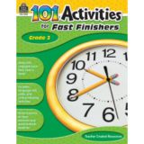 101 Activities for Fast Finishers, Grade 3