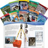 TIME For Kids® Grade 3, Set 2, 10-Book Set, English
