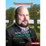 STEM Trailblazer Bios: Minecraft Creator Markus