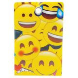 Smart Poly™ Pockets, Emojis, 4 x 6 10-Pack