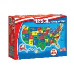 U.S.A. Map Floor Puzzle