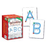 Textured Touch and Trace Cards: Uppercase Letters