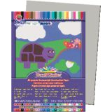 SunWorks® Construction Paper, 9 x 12, Gray