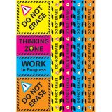 Magnetic Mini Bulletin Board Set, Do Not Erase