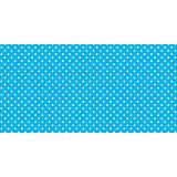 Fadeless® Design Roll, 48 x 50', Classic Dots - Aqua