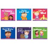 MySELF Readers: I Have Feelings, Small Book 6-pack, English