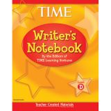 TIME For Kids® Writer's Notebook, Grades 7-12