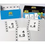 Hot Dots® Flash Cards, Multiplication