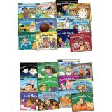 Rising Readers Leveled Books: Nursery Rhyme Tales