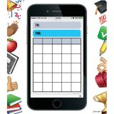 Smart Phone Fun Student Incentive Charts